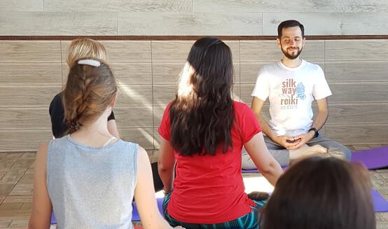 Мини-ретрит Медитация